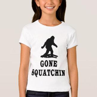 Squatchin ido, encontrando Bigfoot, Squatch Camisas