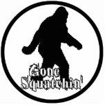 Squatchin ido esculturas fotograficas