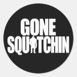 Squatchin ido etiquetas