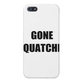 SQUATCHIN IDO iPhone 5 CÁRCASAS