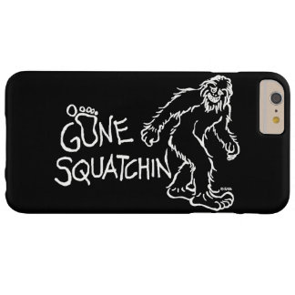 Squatchin ido funda para iPhone 6 plus barely there