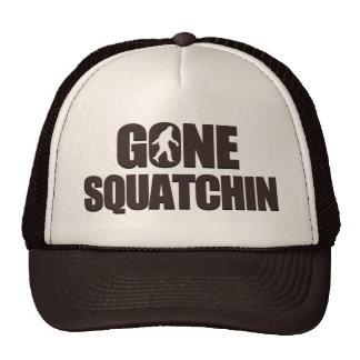 Squatchin ido gorras de camionero