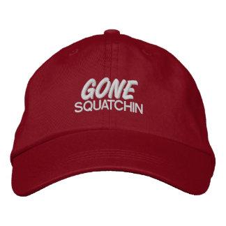 Squatchin ido gorra de beisbol bordada