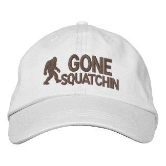 Squatchin ido gorra de béisbol