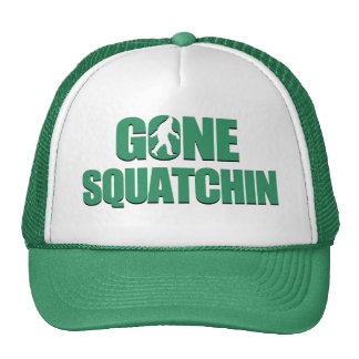Squatchin ido gorras