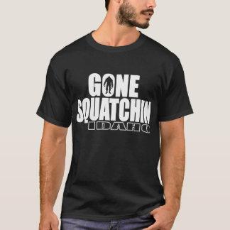 Squatchin ido IDAHO - Bobo original Playera