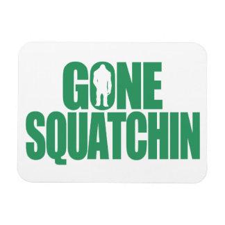 Squatchin ido imán