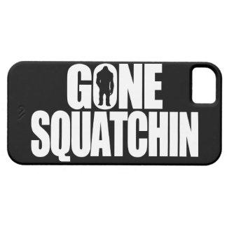 Squatchin ido iPhone 5 carcasa