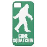 squatchin ido iPhone 5 cobertura
