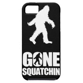 Squatchin ido iPhone 5 funda