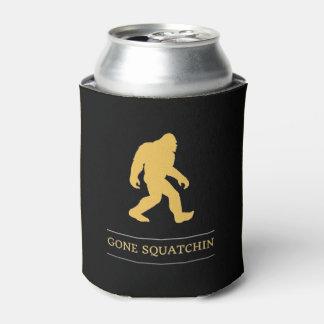 Squatchin ido pie grande divertido Sasquatch Enfriador De Latas