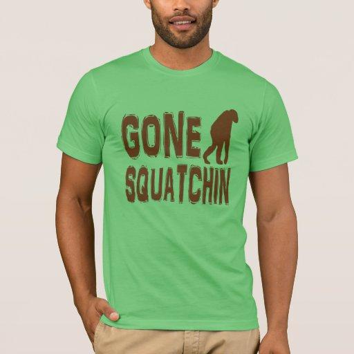 Squatchin ido playera