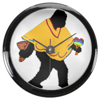 Squatchin ido - poncho Squatchin Reloj Aquavista