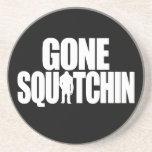 Squatchin ido posavasos cerveza