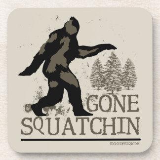 Squatchin ido posavasos de bebida