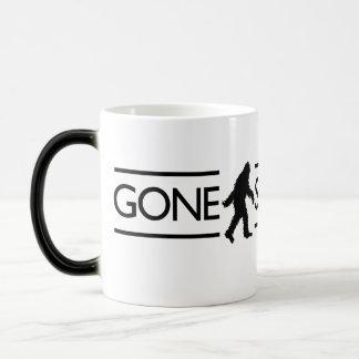 Squatchin ido tazas de café