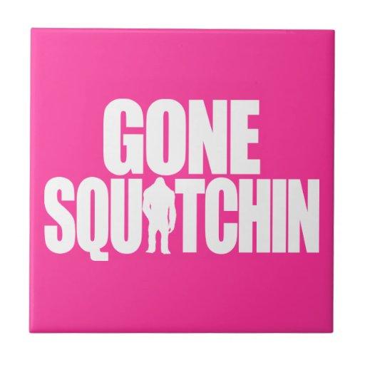 Squatchin ido teja