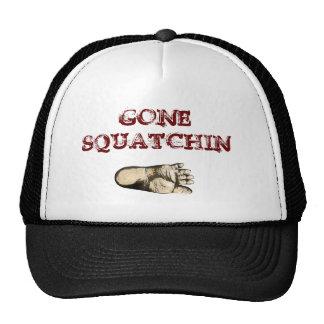 Squatchin ido (tributo a todos los cazadores grand gorro de camionero