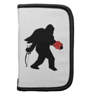 Squatchin Into Your Heart Folio Planner