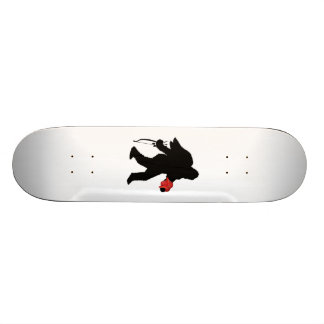 Squatchin Into Your Heart Skate Decks