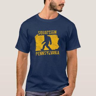 Squatchin Pennsylvania T-shirt