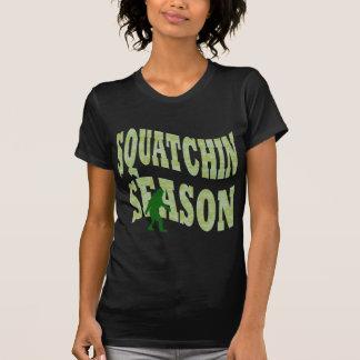 Squatchin Season T-Shirt