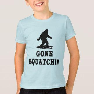 Squatching ido, encontrando Bigfoot, Squatch Playera