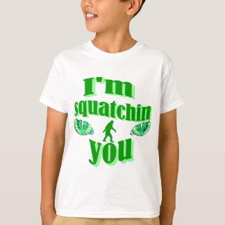 Squatching le camisas