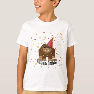 Squatchy Birthday T-Shirt