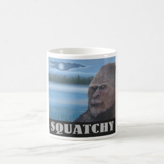 Squatchy Coffee Mug