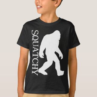 SQUATCHY SILHOUETTE Shirt - Special *BFRO* Edition