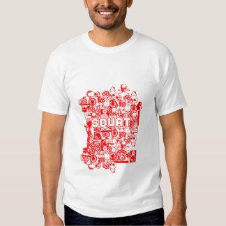 SquatCore Camisas