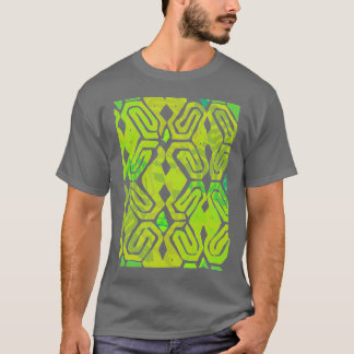 Squatting Frogs GREEN T-Shirt