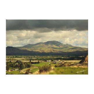 Squaw Butte, Emmett, Idaho Canvas Print