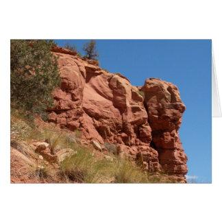 Squaw Trail Rock Spirits Card