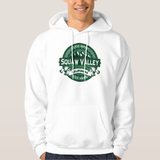 Squaw Valley Forest Hoodie
