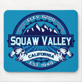 Squaw Valley Mousepad Ice