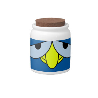 Squawker Candy Jars