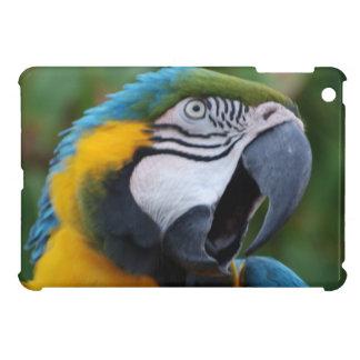 Squawking Parrot iPad Mini Cases