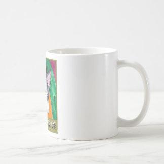 Squeak - The Wonder Cat! Coffee Mug