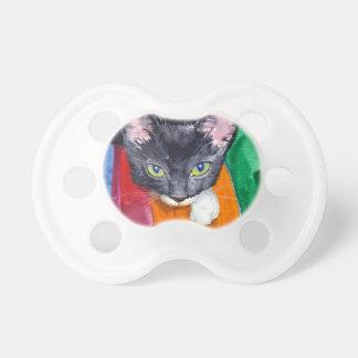 Squeak - The Wonder Cat! Pacifier