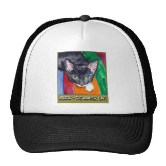 Squeak - The Wonder Cat! Trucker Hat