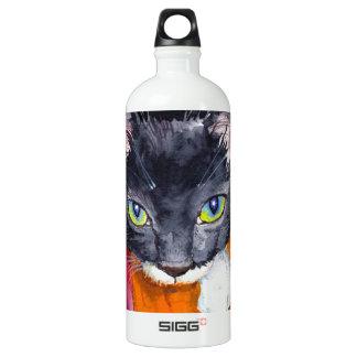 Squeak - The Wonder Cat! Water Bottle