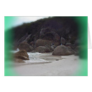 Squeaky Beach 3 Card