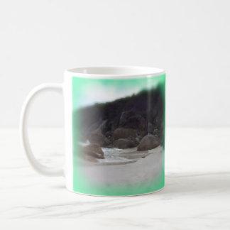 Squeaky Beach 3 Classic White Coffee Mug