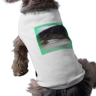 Squeaky Beach 3 Pet Tee Shirt