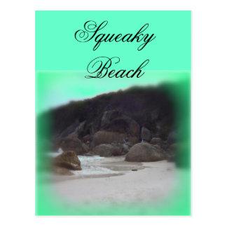 Squeaky Beach 3 Postcard