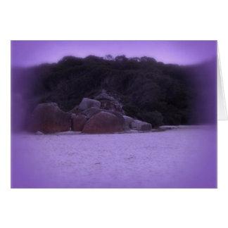 Squeaky Beach 4 Card