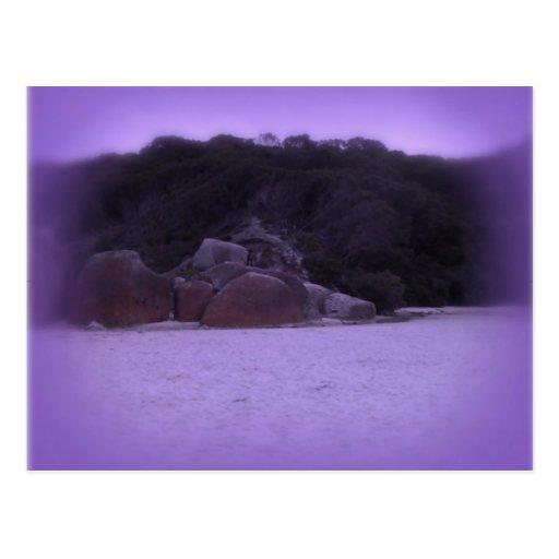 Squeaky Beach 4 Postcard