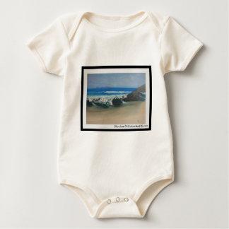 Squeaky Beach Baby Bodysuit